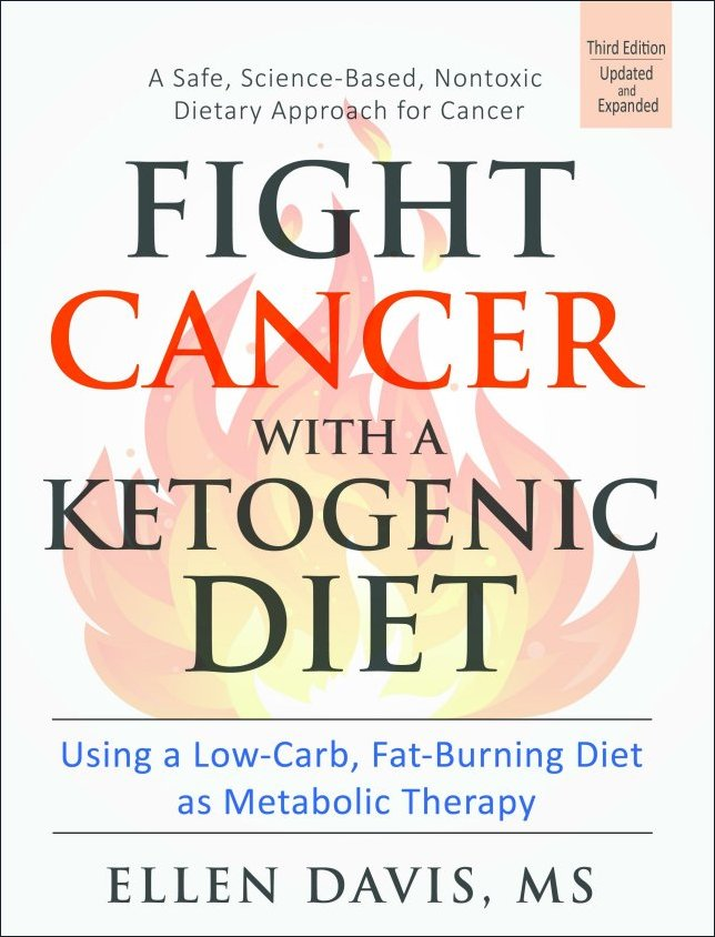 Cancer Diet: Fight Cancer with a Ketogenic Diet eBook
