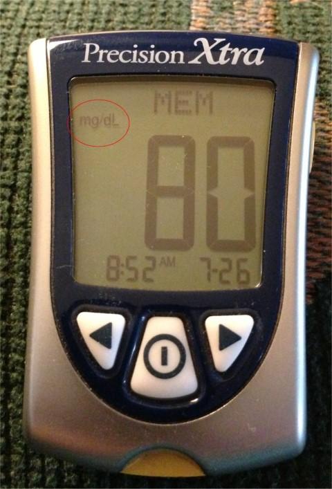 Normal Fasting blood sugar
